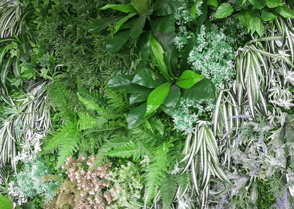 Inspiring - Artificial Plant Wall