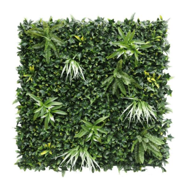 Flourish Dream Green Wall Panels 100cmx100cm