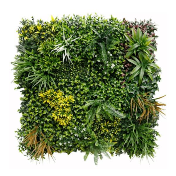 Spring Garden Green Wall Panels 100cmx100cm